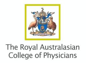 The Royal Australasian College of Physicians